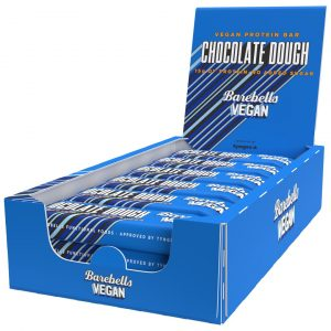 12 X Barebells Vegan Protein Bar, 55 G, Chocolate Dough