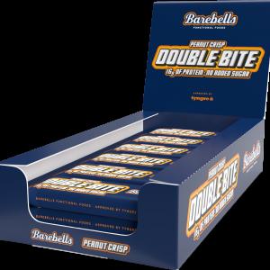 12 x Barebells Double bite Protein Bar, 55 g