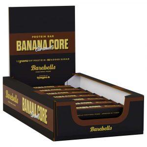 18 X Barebells Core Bar, 35 G, Banana Caramel Core