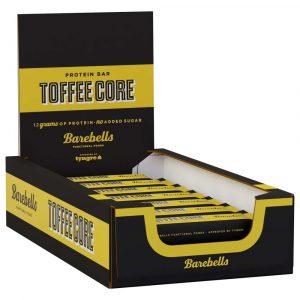18 X Barebells Core Bar, 35 G, Toffee Core
