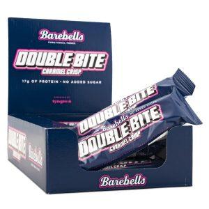Barebells Double Bites Caramel Crisp 12-pack
