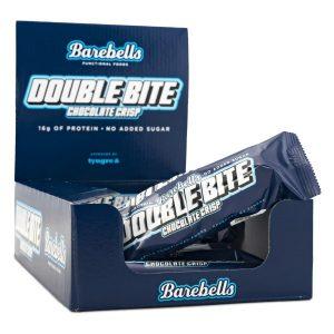 Barebells Double Bites Chocolate Crisp 12-pack