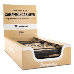 Barebells Protein Bar Caramel & Cashew 12-pack