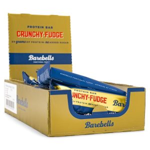 Barebells Protein Bar Crunchy Fudge 12-pack