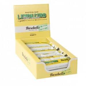 Barebells Protein Bar - Lemon Curd 55g x 12st