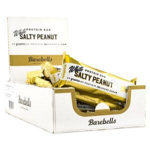 Barebells Protein Bar White Salty Peanut 12-pack