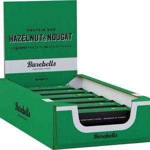 Barebells Protein Bars Hazelnut & Nougat 55g - 12st