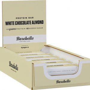 Barebells Protein Bars White Chocolate Almond 55g - 12st