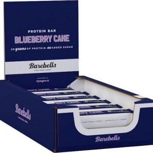 Barebells Proteinbars 12st - Blueberry Cake