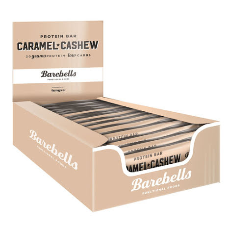 Barebells Proteinbars 12st - Caramel Cashew