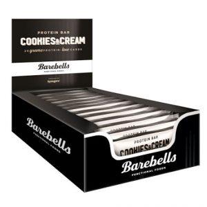 Barebells Proteinbars 12st - Cookies & Cream