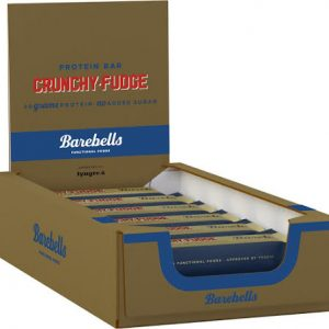 Barebells Proteinbars 12st - Crunchy Fudge