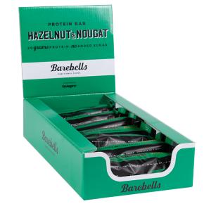 Barebells Proteinbars 12st - Hazelnut & Nougat