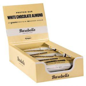 Barebells Proteinbars 12st - White Chocolate Almond