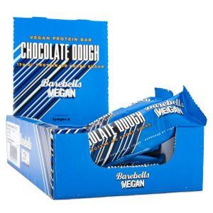 Barebells Vegan Bar Chocolate Dough 12-pack