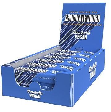 Barebells Vegan Bar Chocolate Dough 55g - 12st