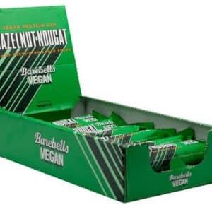 Barebells Vegan Bar Hazelnut & Nougat 55g - 12st