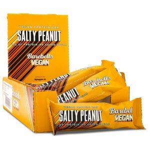 Barebells Vegan Bar Salty Peanut 12-pack