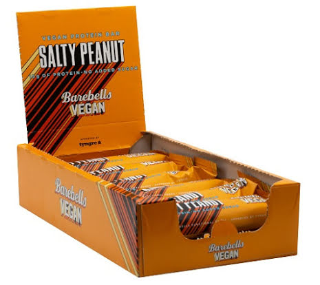 Barebells Vegan Bar Salty Peanut 55g - 12st