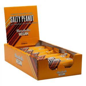 Barebells Vegan Bar Salty Peanut 55g x 12st
