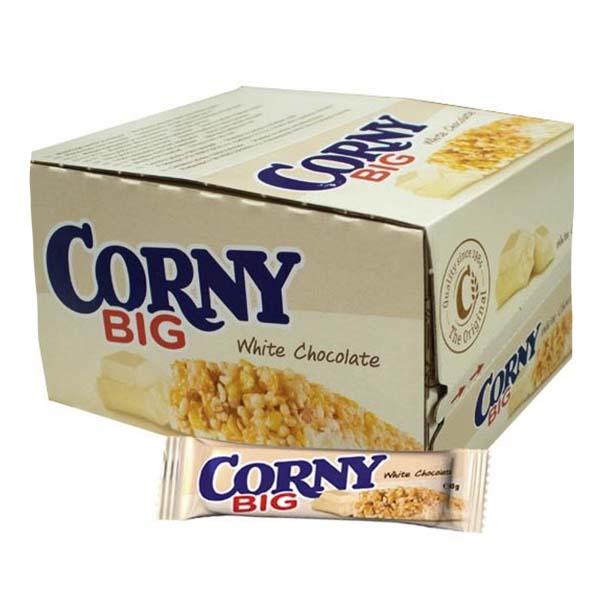 Corny Big White Chocolate 40g - 24st