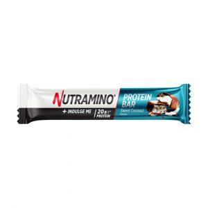Nutramino Proteinbar, Sweet Coconut, 66 G