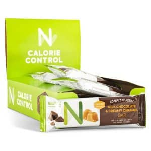Nutrilett Bar Milk chocolate & Creamy caramel 15-pack