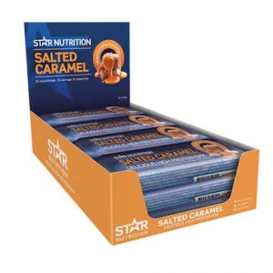 Star Nutrition Protein Bars 12st - Salted Caramel