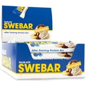 Swebar Salty Peanut & Caramel 15-pack