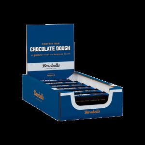 12 x Barebells Protein Bar, 55 g, Chocolate Dough