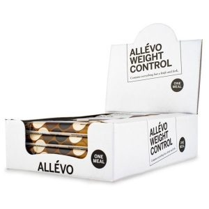 Allevo One Meal Bar Blueberry 20-pack