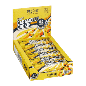 ProPud Proteinbar 12-pack - Salty Caramello Cookie